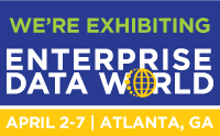 Enterprise Data World Conference 2017 Profium exhibiting