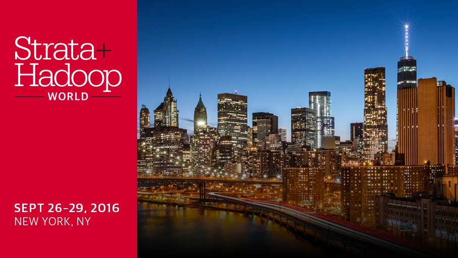 Strata + Hadoop World 2016 New York - Profium